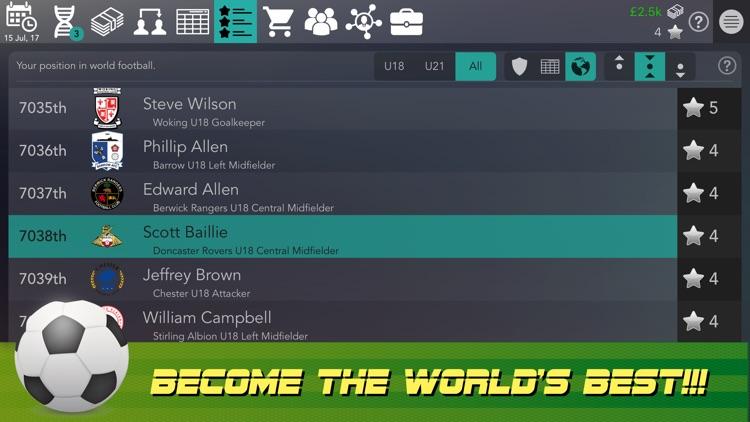Football Superstar screenshot-4