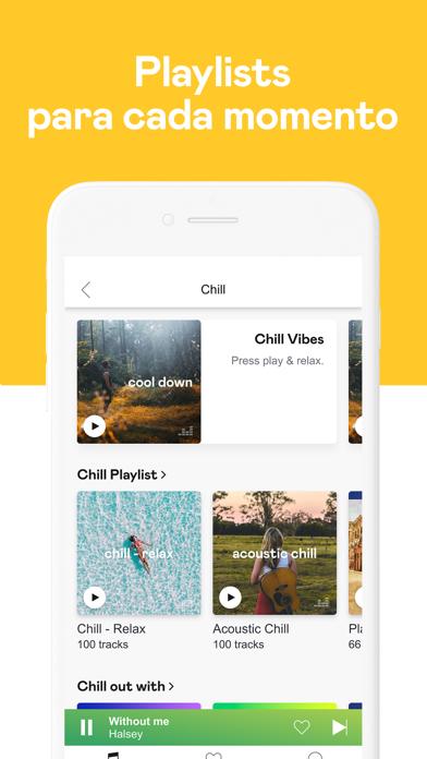 Baixar Deezer: Ouça música MP3/rádio para Android