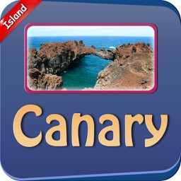 Canary Island Offline map