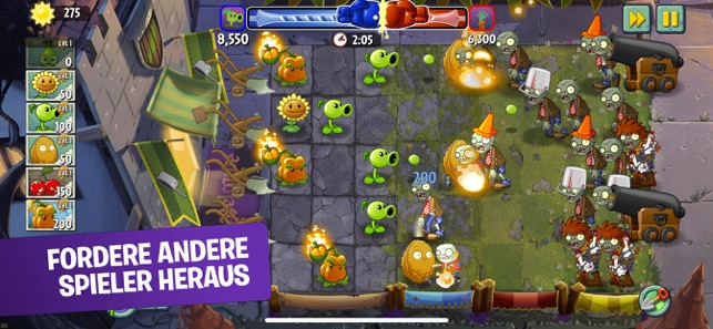 ‎Plants vs. Zombies™ 2 Screenshot