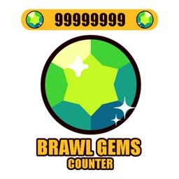 Gems Calc For Brawl Stars