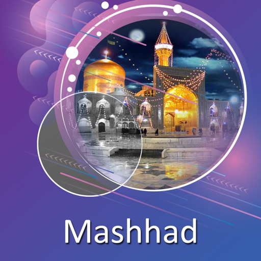 Mashhad Travel Guide icon