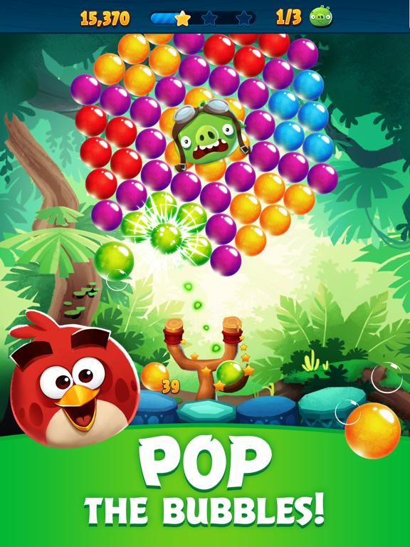 Angry Birds POP!のおすすめ画像1