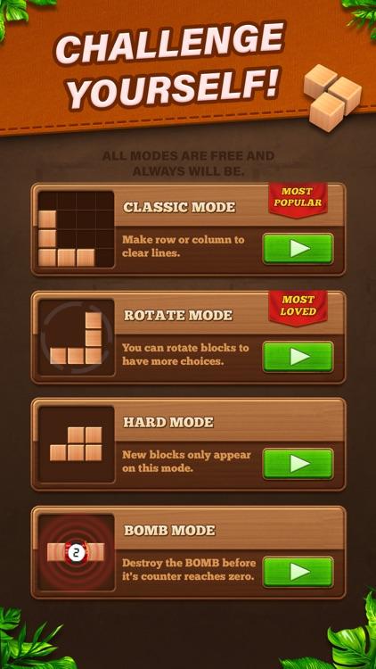 Fill Wooden Block Puzzle 8x8 screenshot-4