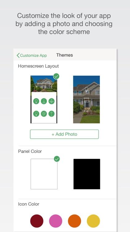 Lutron Caséta & RA2 Select app screenshot-4