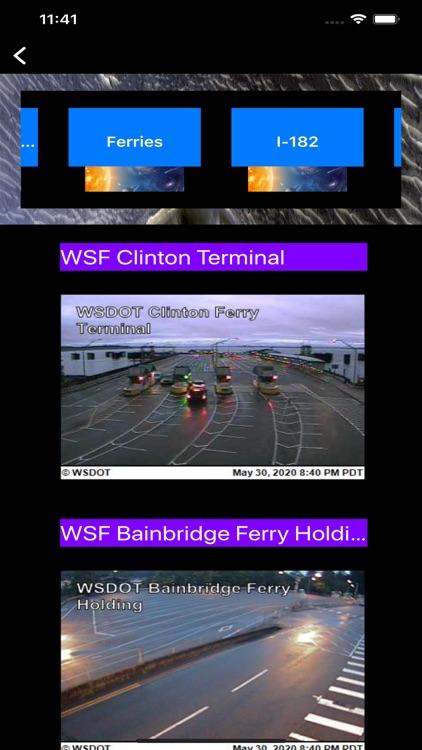 Traffic Camera Washington Pro screenshot-4