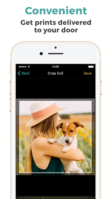 FreePrints – Photos Delivered Screenshot on iOS