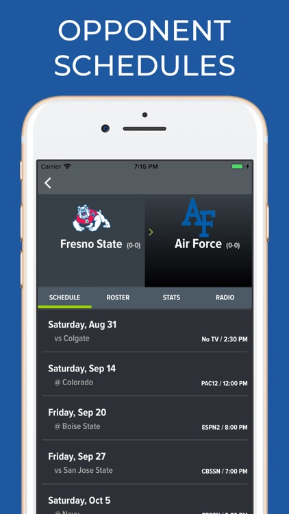 Fresno State Football App screenshot-5