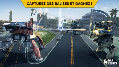 Screenshot #3 pour War Robots. PvP Multi-joueur