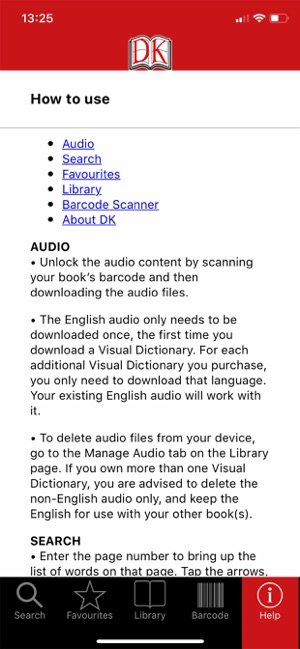 Bilingual Visual Dictionary on the App Store