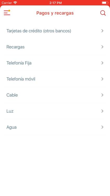 Banco de la Nación-banca móvil screenshot-6
