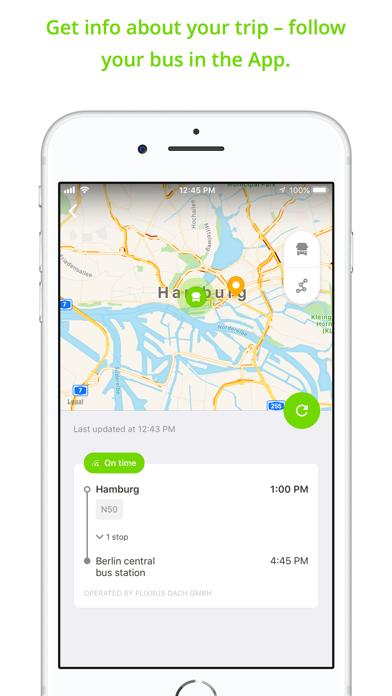 FlixBus: Smart Bus Travel for Windows