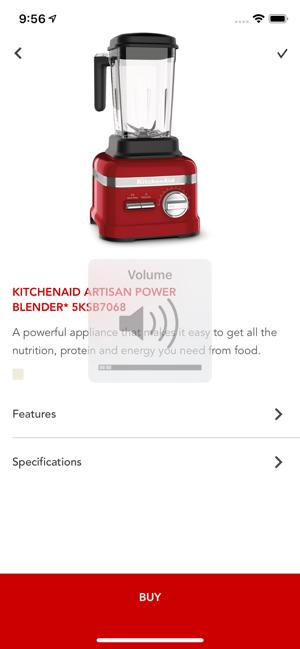 Kitchenaid Dans L App Store