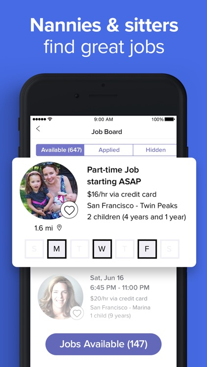 UrbanSitter: Book a Babysitter screenshot-4
