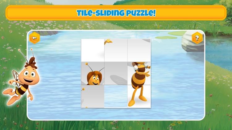 Maya the Bee's gamebox 2