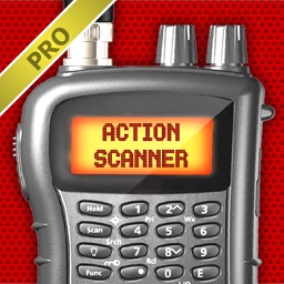 Action Scanner Radio PRO
