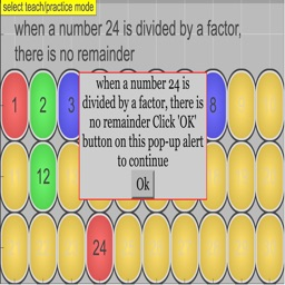 Even Odd Multiples Factors