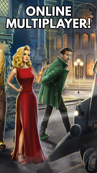 Screenshot for Cluedo: The Official Edition in Denmark App Store