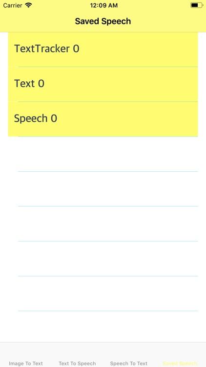 Text Tracker screenshot-3