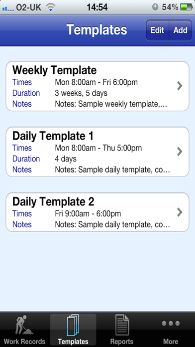 Pay Diary Pro screenshot three