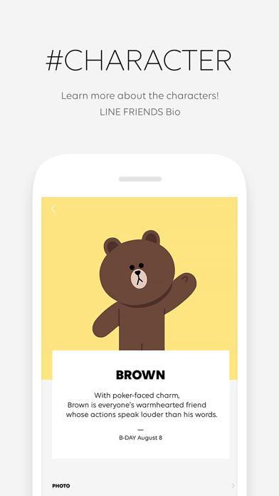LINE FRIENDS - 待ち受け画像 / GIF画像のおすすめ画像4