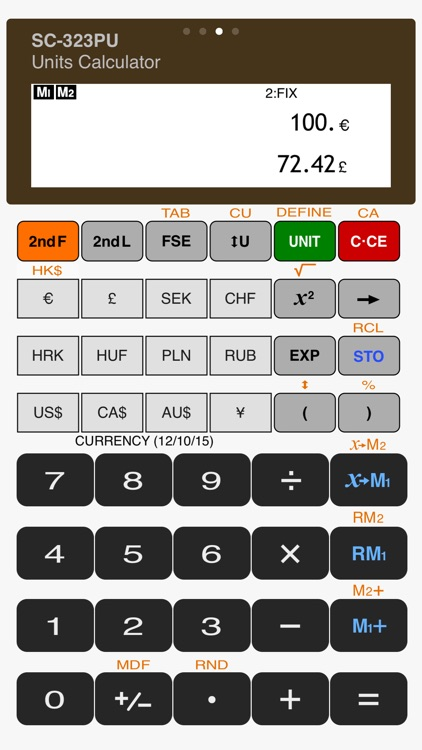 Scientific Calculator SC-323PU screenshot-5