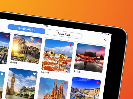 Tours & Travel-ipad-1