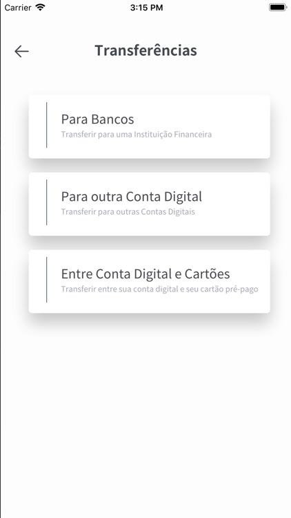 Conta Digital Sonhar screenshot-4