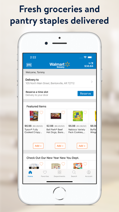 Download Walmart Grocery Shopping for Android