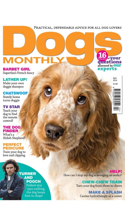 Dogs Monthly Magazine screenshot-0