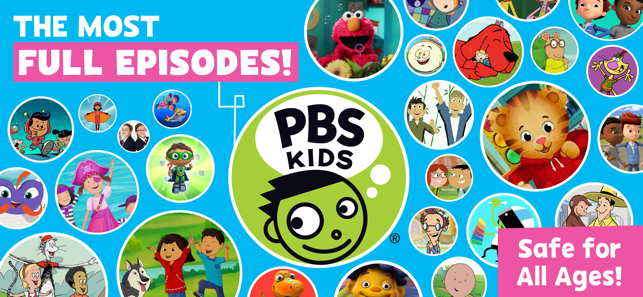 ‎PBS KIDS Video Screenshot