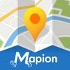 地図マピオン-ガソリン価格・駐車場検索&マップコード完全対応 - iPhoneアプリ