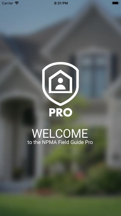 NPMA Field Guide PRO
