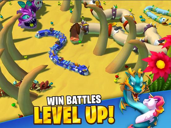 Snake Rivals - io snakes game screenshot 13