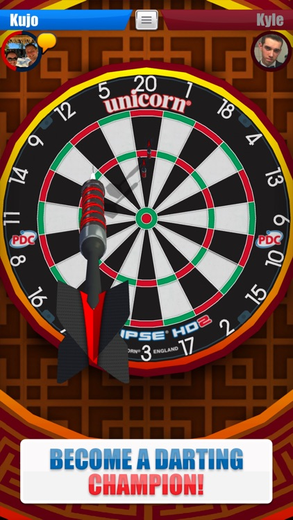 PDC Darts Match screenshot-4