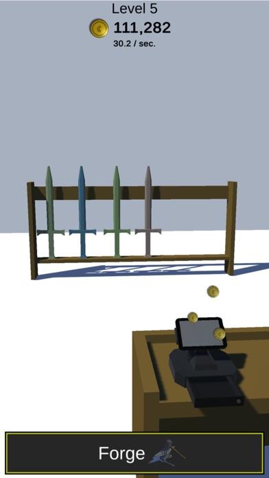 Forge Ahead - Be a Blacksmith screenshot 1