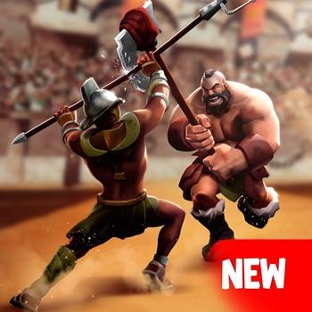Mod Menu Hack] Gladiator Heroes - Clans Clash v3 2 2 - [ x