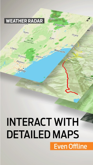 REVER: Motorcycle, Maps, & GPS Screenshot
