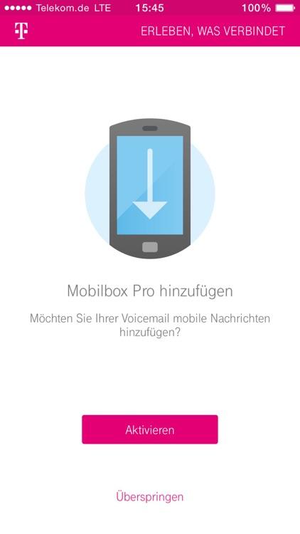 Telekom Voicemail screenshot-4