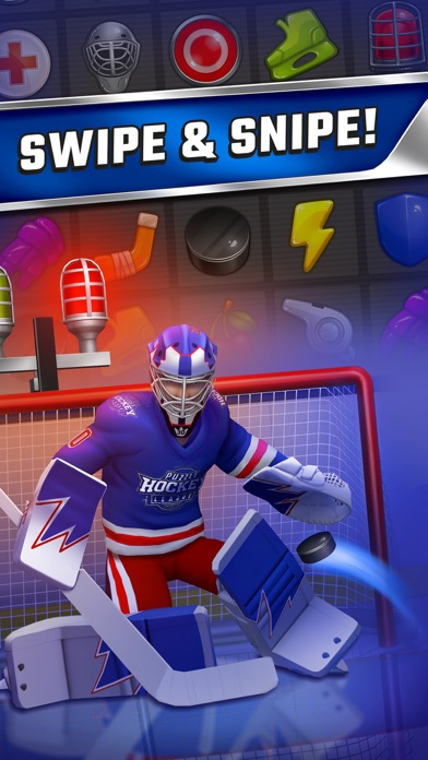 Puzzle Hockey screenshot 11