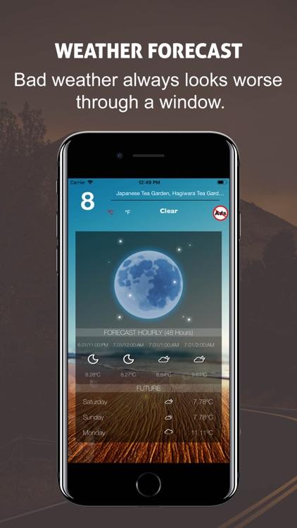 Weather Forecast: 48 Hours screenshot-3