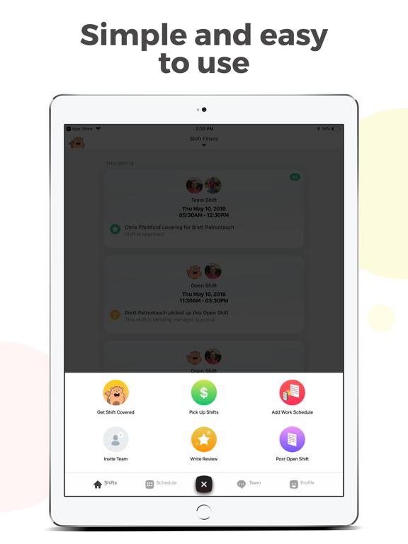 Shyft - Shift Swapping Made Easy screenshot