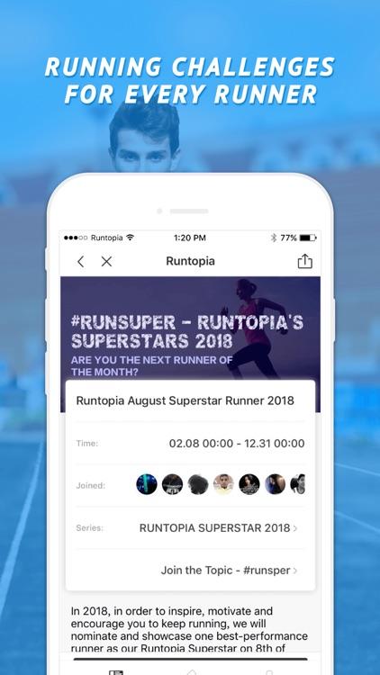 Runtopia Pays You To Get Fit screenshot-5