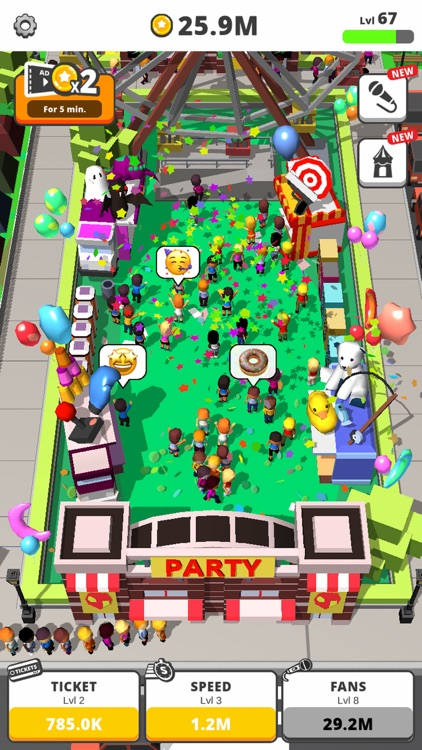 Idle Concert screenshot-9