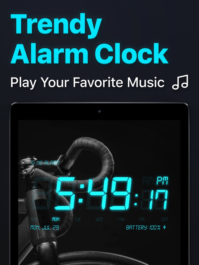 Alarm Clock - My Music Alarms on the App Store