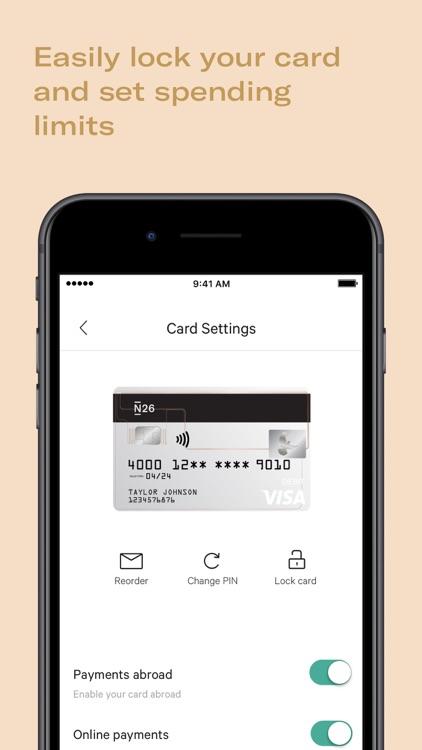 N26 Mobile Banking screenshot-4