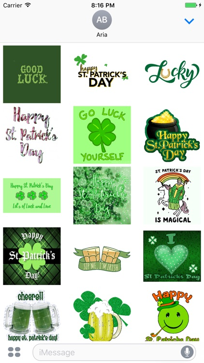 Animated St. Patrick's Day Gif