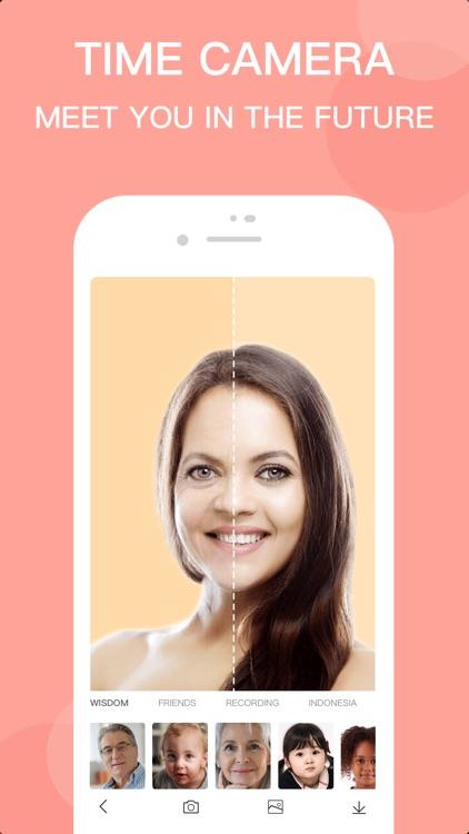 Time camera - Face Age+ App
