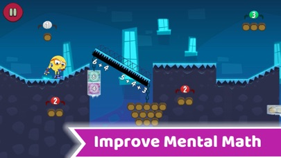 Maths Balance : Games For Kids