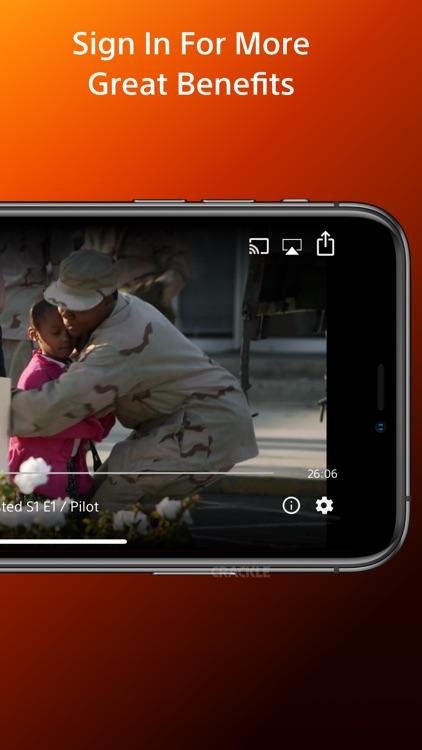 Crackle - Movies & TV screenshot-4